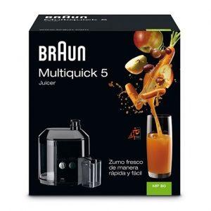 آبمیوه گیری براون 80 ( Braun MP 80 )