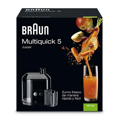 آبمیوه گیری براون ۸۰ ( Braun MP 80 )