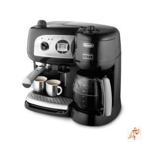 قهوه ساز دلونگی ۲۶۴ ( قهوه جوش _ اسپرسو ساز ) Delonghi BCO 264