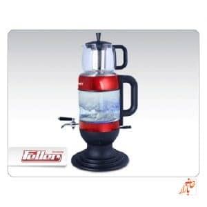 چای ساز و سماور برقی فلر ۸۱۰ ( Feller TS 810 )