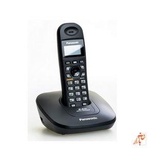 تلفن بی سیم پاناسونیک 3611 ( Panasonic KX - TG 3611 BX )