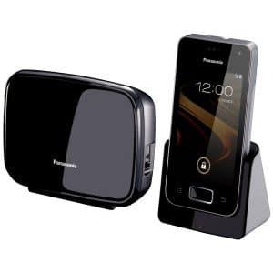 تلفن بیسیم اندروید پاناسونیک 120 ( Panasonic KX _ PRX 120 )