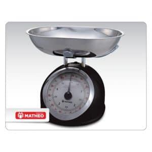 ترازوی آشپزخانه عقربه ای متئو 509 ( فلر ) KSM 509