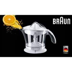 آب پرتقال گیری براون 9 ( Braun MPZ 9 )