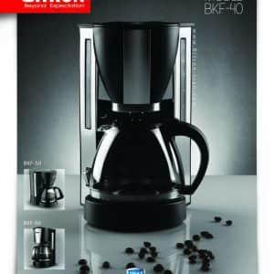 قهوه ساز برقی بایترون ۴۰ ( قهوه جوش ) Bitron BKF 40