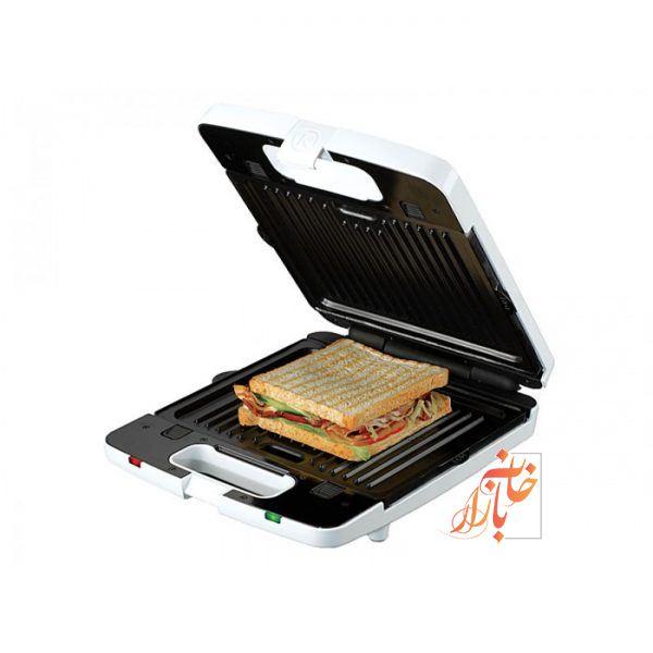 ساندویچ ساز کنوود ۷۴۰ ( اسنک ساز و ساندویچ میکر ) Kenwood SM 740