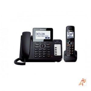 گوشی تلفن بی سیم پاناسونیک ۶۶۷۱ ( Panasonic KX - TG 6671 )