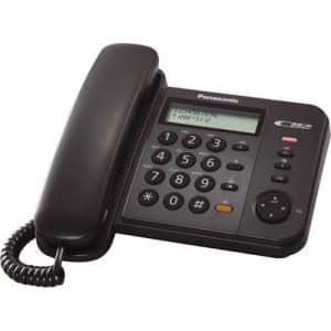 گوشی تلفن ثابت پاناسونیک 580 ( Panasonic KX _ TS 580 )
