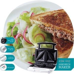 ساندویچ ساز کپلر 442 ( KSM 442 )