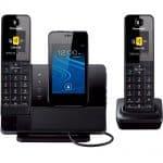 گوشی تلفن بیسیم پاناسونیک ۲۶۲ ( Panasonic KX _ PRD 262 )