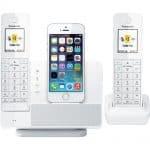 گوشی تلفن بیسیم پاناسونیک ۲۶۲ ( Panasonic KX _ PRL 262 )
