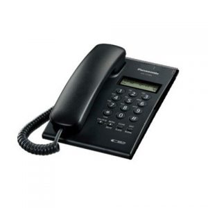 گوشی تلفن ثابت پاناسونیک 7703 ( Panasonic KX _ T 7703 )