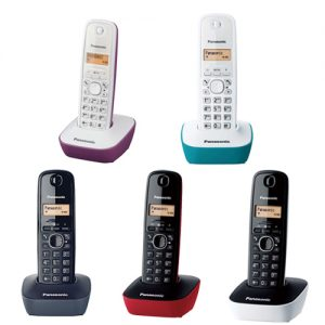 گوشی تلفن بیسیم پاناسونیک 1611 ( Panasonic KX _ TG 1611 )