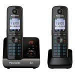 گوشی تلفن بیسیم پاناسونیک ۸۱۶۲ ( Panasonic KX _ TG 8162 )