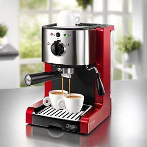 قهوه ساز بیم 1/001 ( برلیان قرمز ) Beem W 1.001