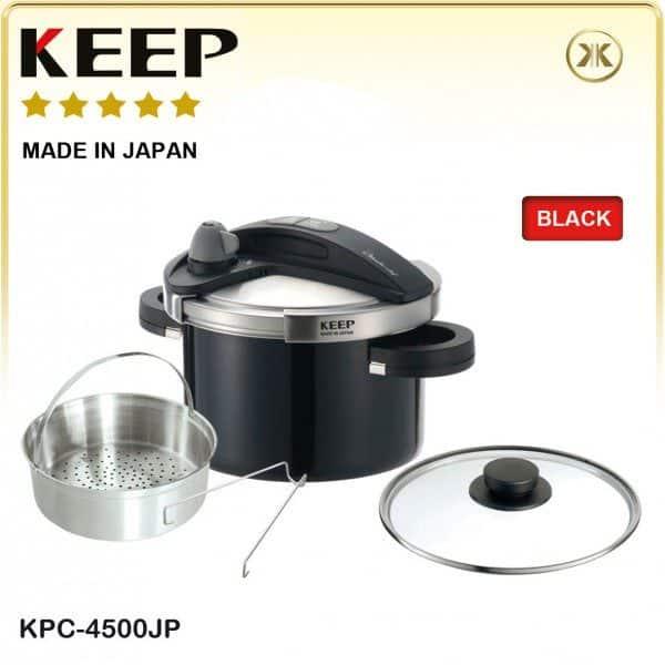 زودپز چندکاره کیپ ۴۵۰۰ ( همراه با سبد بخارپز ) KPC 4500