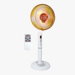 بخاری هالوژنی ارشیا الکتریک ( فن دار - کنترلی - سه منظوره )