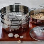 بخارپز استیل کرکماز – پرلا ۱۵۲۴ ( ۱۵۲۴ Korkmaz Perla )