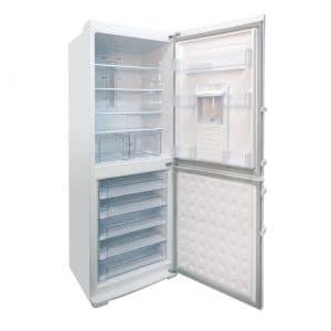 یخچال فریزر الکترواستیل ES 34 - سفید چرمی