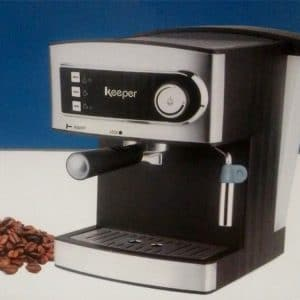 قهوه ساز کیپر ۸۶۸ ( اسپرسو و کاپوچینوساز ) Keeper 868