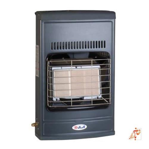 بخاری گازی آبسال مدل 437F  فن دار | Absal 437F Gas Heater