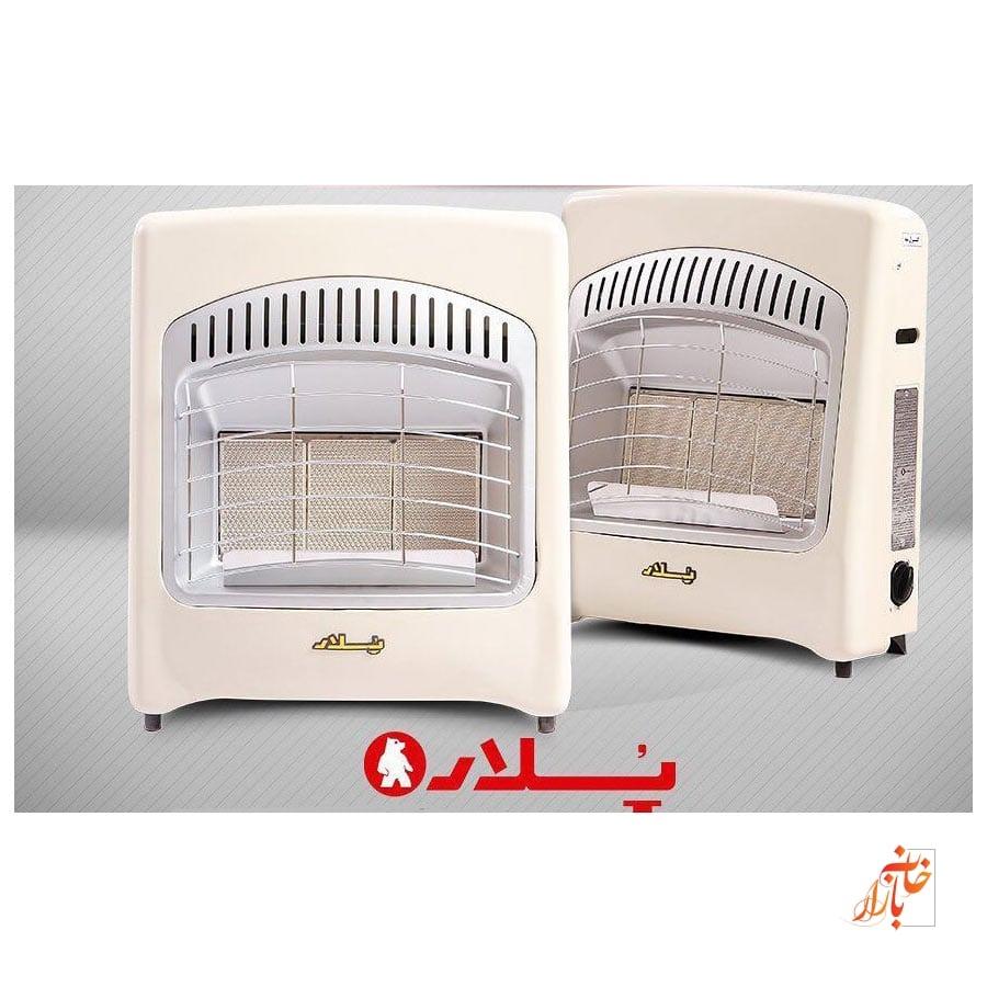 بخاری گازی بدون دودکش پلار | Polar Gas Heater PN-3