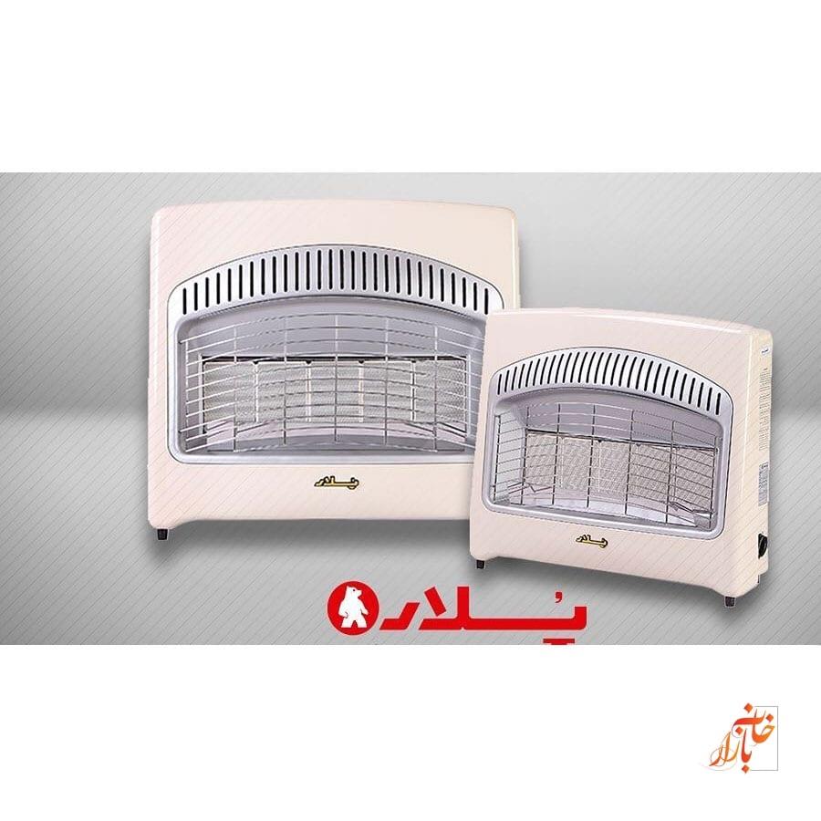 بخاری گازی بدون دودکش تشعشعی پلار PN – 5 |